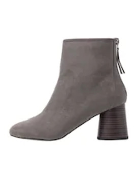 Anthea Soft Round Toe Boot   Korte Laarzen by Dorothy Perkins