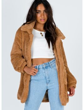 The Joey Coat by Princess Polly