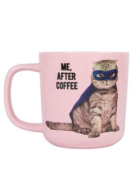 Me After Coffee Mug by Paperchase