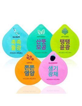 Holika Holika   Super Food Capsule Pack (5 Types) by Holika Holika