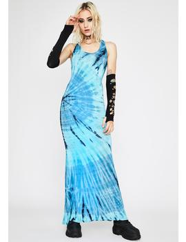 Good Trip Maxi Dress by Dolls Kill