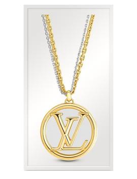 Louise Long Necklace by Louis Vuitton