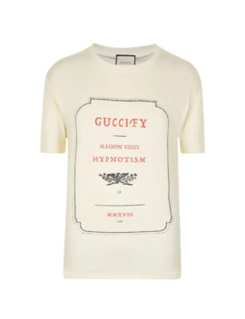 Invitation T Shirt by Gucci