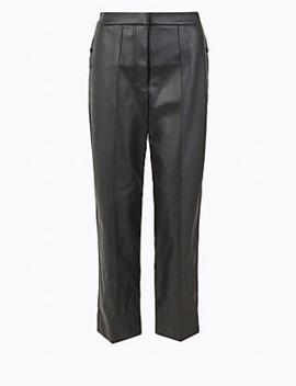 Pantalon7/8 à Motif Nervuré by Livraison Standard: