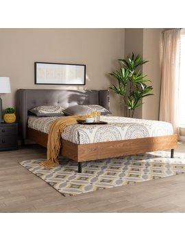 Keltner Upholstered Platform Bed by Gracie Oaks
