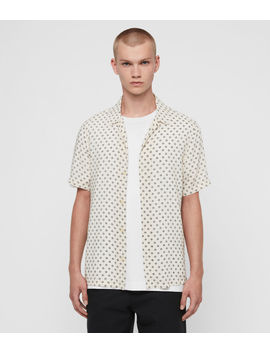 Lucked Out Short Sleeve Shirt by Allsaints