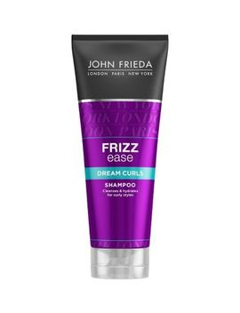 John Frieda Frizz Ease Dream Curls Shampoo 250ml by John Frieda