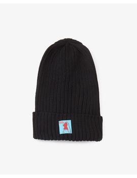 5 G Cotton Knit Cap by Kapital