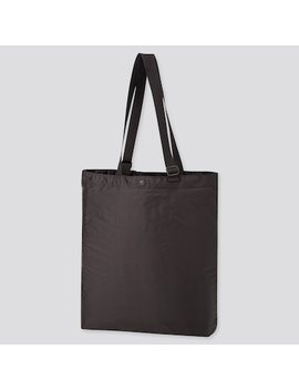Lightweight Pocketable Tote Bag by Uniqlo
