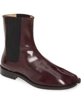 Tabi Male Chelsea Boot by Maison Margiela