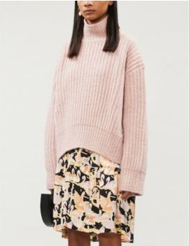 Lise Oversized Knitted Jumper by Samsoe & Samsoe