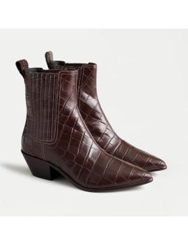 Loeffler Randall® Aylin Western Ankle Boots by Loeffler Randall