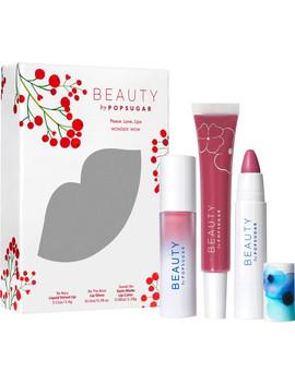 Peace. Love. Lip. Kit   Wonder Wow by Beauty By Popsugar