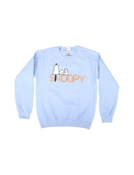 X Peanuts® Snoopy Graphic Sweatshirt by Lorien Stern