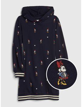 Gap Kids | Disney Minnie Mouse Hoodie Dress by Gap