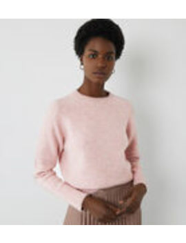 Cosy Basket Stitch Jumper by Warehouse