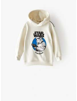 Star Wars™ Sweatshirt by Zara