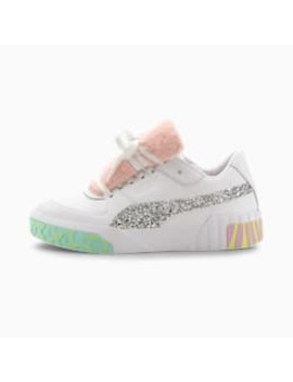 Puma X Sophia Webster Cali Fur Women's Sneakers by Puma