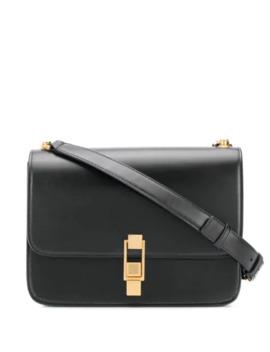 Structured Shoulder Bag by Saint Laurent