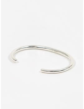 Hungry Snake Bracelet   Polished Sterling Silver by All Blues