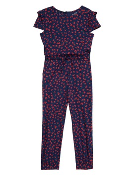 Hollyberry Jumpsuit by Vineyard Vines