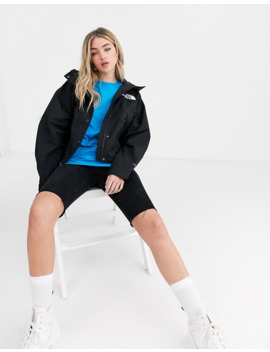 The North Face – Reign On – Schwarze Jacke by Asos