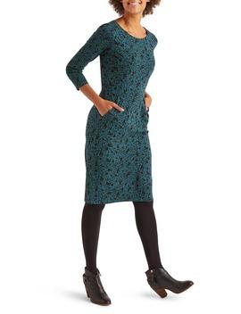 Penny Cotton Jersey Dress by Boden