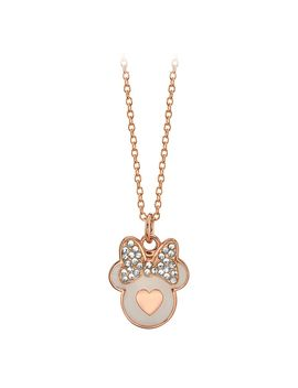 Minnie Mouse Icon Pendant Necklace | Shop Disney by Disney