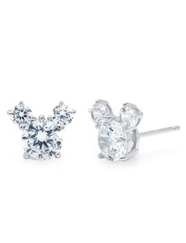 Mickey Mouse Earrings By Crislu | Shop Disney by Disney