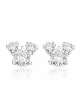 Mickey Mouse Crystal Icon Earrings   Large | Shop Disney by Disney