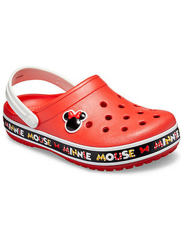 Crocband™ Disney Minnie Mouse Iii Clog Crocband™ Disney Minnie Mouse Iii Clog by Crocs