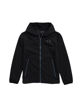Sim Cold Gear® Hooded Soft Shell Jacket by Under Armour