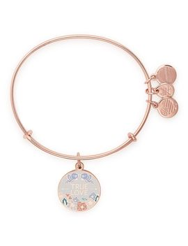 Mickey Mouse Icon ''true Love'' Bangle By Alex And Ani | Shop Disney by Disney