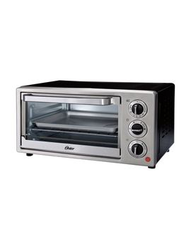 6 Slice Convection Stainless Steel Countertop Oven Tssttvf81503 by Oster