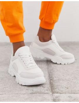 Simmi London – Max – Vita Grova Sneakers by Simmi