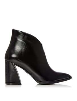 Kelli Black Patent Leather by Moda In Pelle