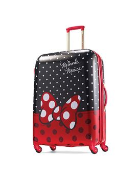 Minnie Mouse Bow Luggage   American Tourister   Large | Shop Disney by Disney