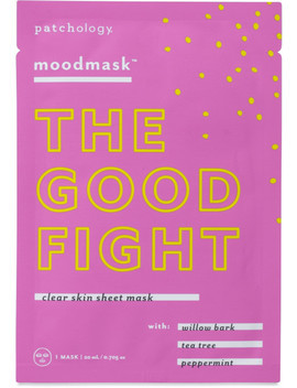 Online Only Moodmask ''the Good Fight'' Clear Skin Sheet Mask by Patchology