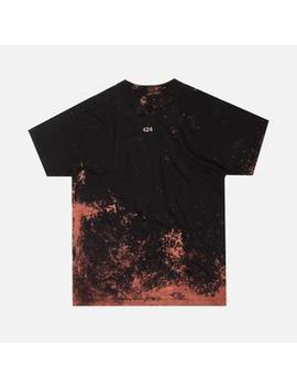 424 Reworked Bleached Tee by 424