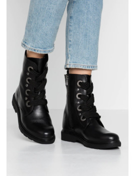 Boots   Lace Up Ankle Boots by Marco Tozzi