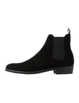 Cuban Chelsea   Classic Ankle Boots by Walk London