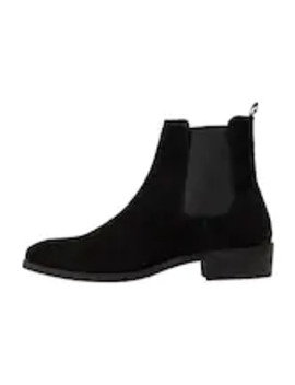 Mineral Western   Classic Ankle Boots   Black by Office