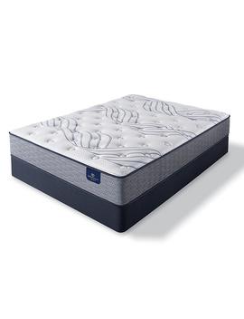 Serta Perfect Sleeper Kleinmon Ii Plush Twin Mattress Set by Your Current Mattress Page 1