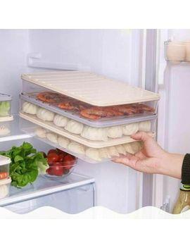 Kitchen Refrigerator Storage Box Food Organizer Holder Drawer Keeping Container by Unbranded