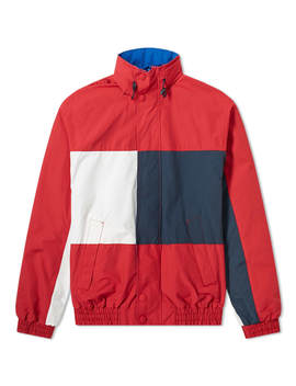 Tommy Jeans Reverse Flag Jacket by Tommy Jeans
