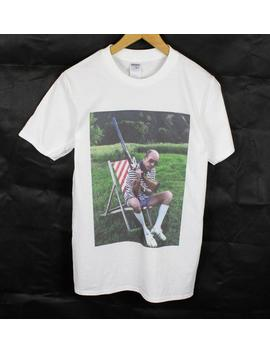 Hunter S. Thompson White T Shirt Sizes Available S 3 Xl by Etsy
