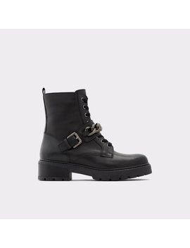 Combat Ankle Boot   Lug Sole by Aldo