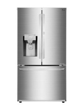Lfxs28566 S 36'' 28 Cu. Ft. French Door Refrigerator With Door In Door    Stainless Steel by Lg