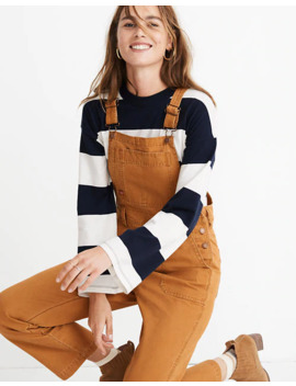 Madewell X Dickies® Straight Leg Overalls by Madewell