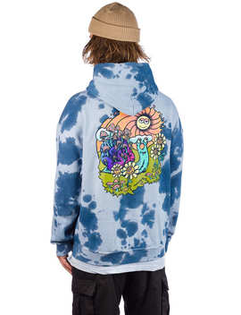 Hippie Snail Hoodie by A.Lab
